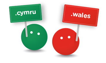 .cymru and .wales domains available now from simplewebhosting.co.uk